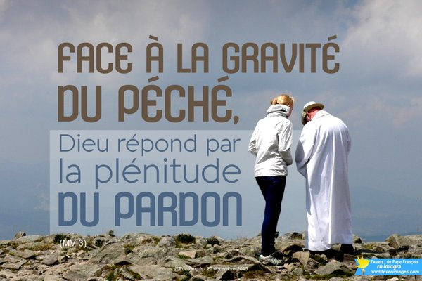 Tweet La Plenitude Du Pardon