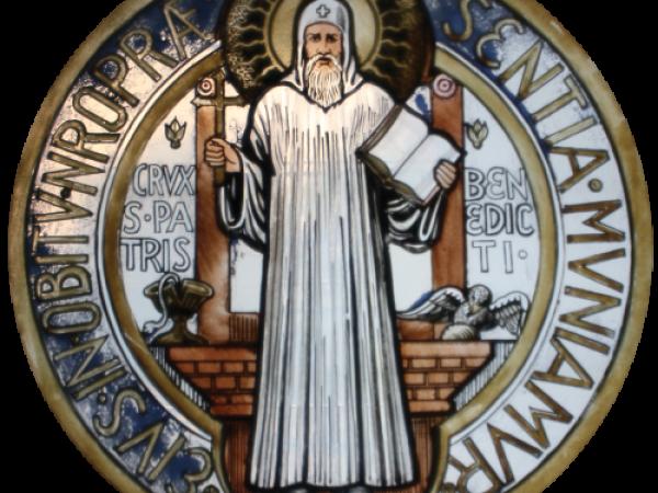 Prière à St Benoît