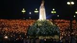 Première apparition de Notre-Dame