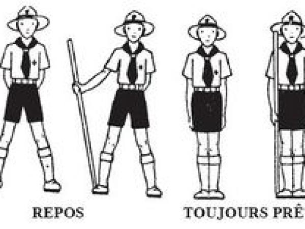 Scouts… Toujours prêts !!!